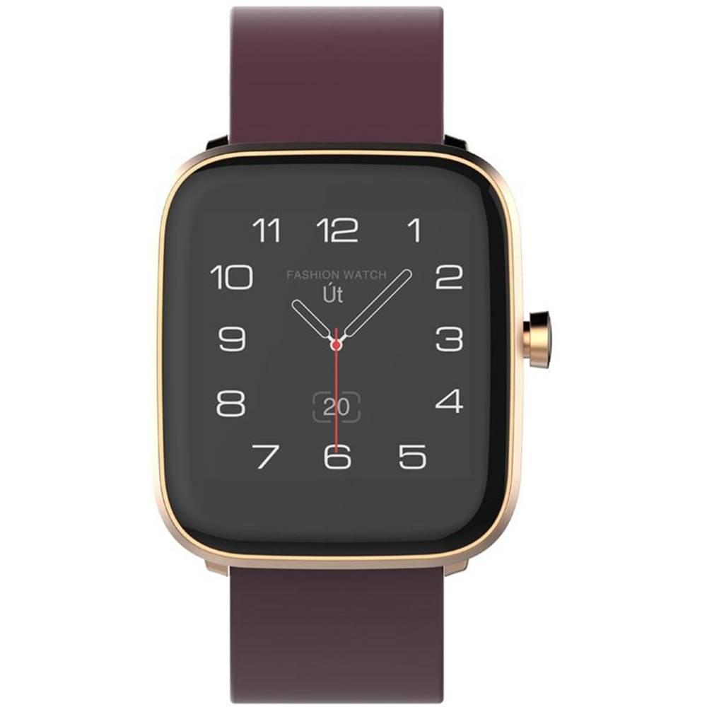 iGET Inteligentné hodinky iGET FIT F20 zlaté