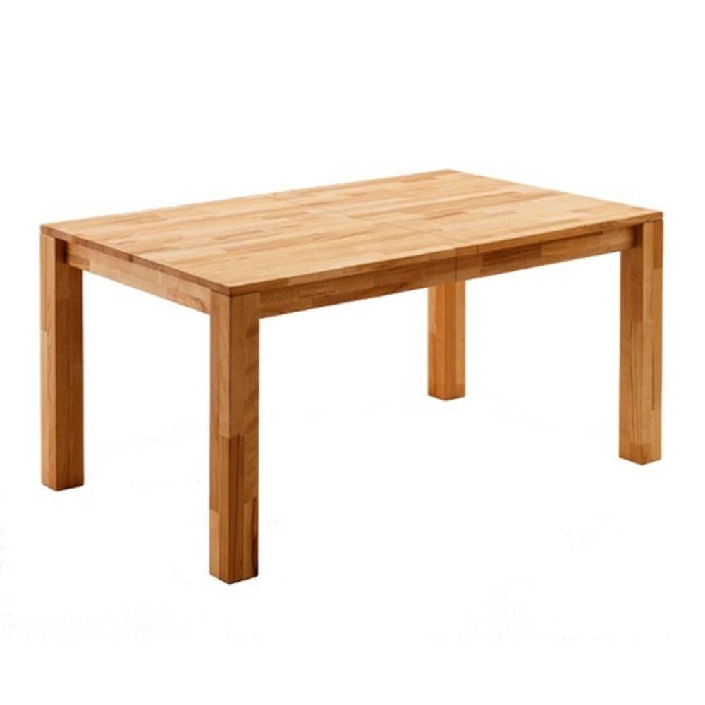 Sconto Jedálenský stôl PAUL dub divoký, 140 cm, rozkladací