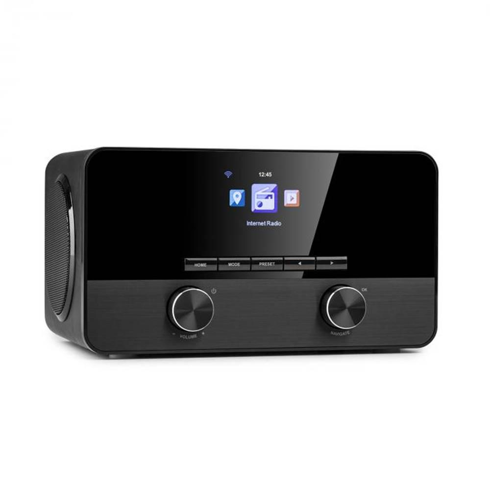 Auna Auna Connect 100 SE, internetové rádio, mediaplayer, Bluetooth, WLAN, USB, AUX, Line Out