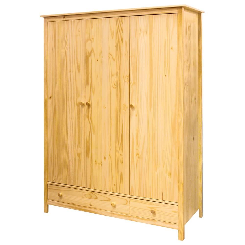 IDEA Nábytok Skriňa 3-dverová TORINO