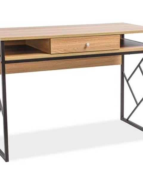 Béžový stôl Signal