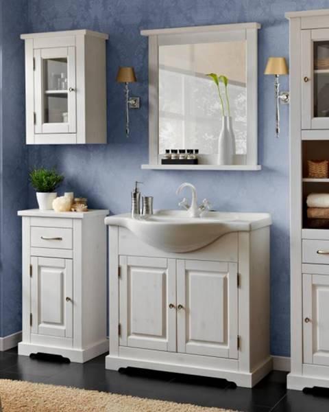 Biele doplnky do kúpeľne ArtCom