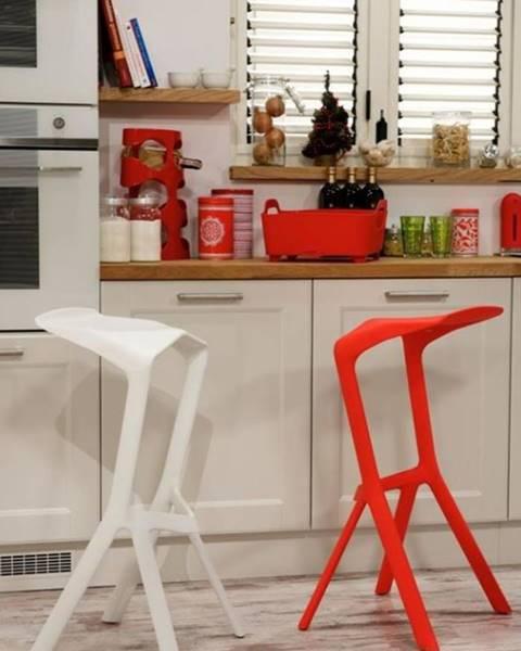 Biela stolička ArtKwa