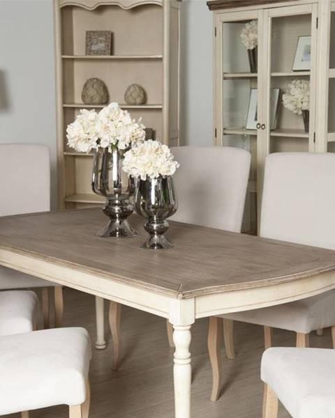 Hnedý stôl Livin Hill