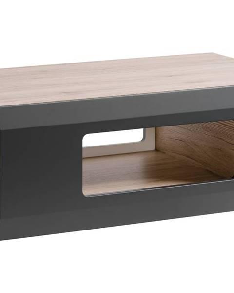 Béžový stôl Furnival
