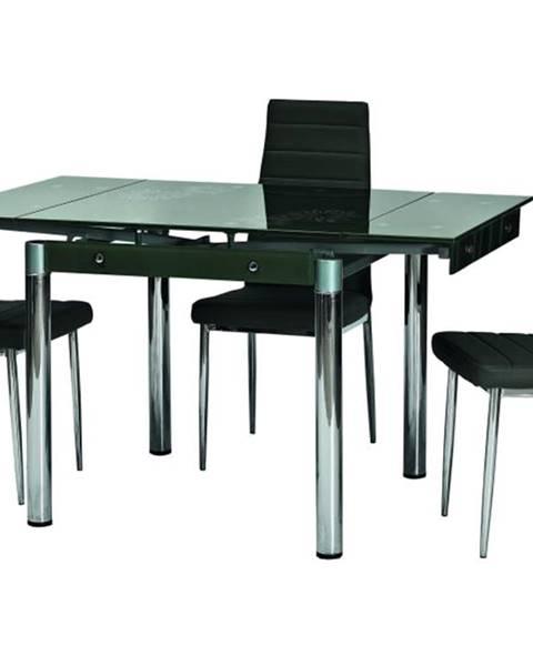 Čierny stôl Signal
