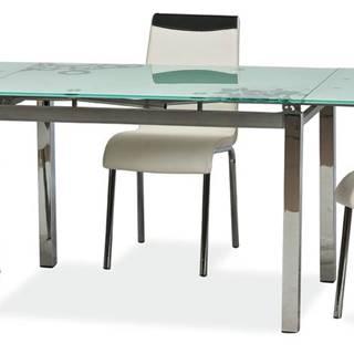 Signal Jedálenský stôl GD-017 biely