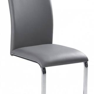 Signal Jedálenská stolička H-334 / sivá