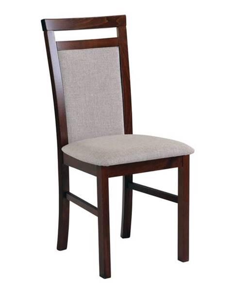 Červená stolička ArtElb
