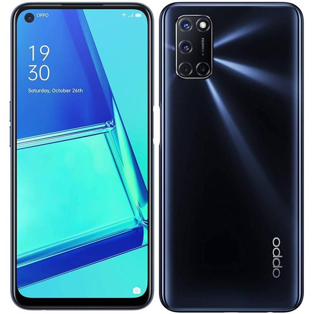 Oppo Mobilný telefón Oppo A52 čierny