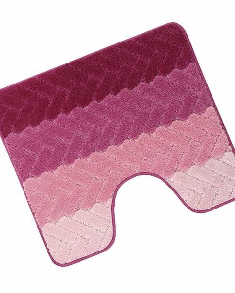 Ružový koberec Bellatex