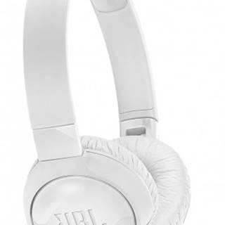 Bazdrôtové slúchadlá JBL Tune600BTNC biela