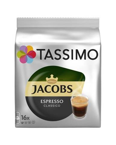 Kanvice, kávovary Tassimo
