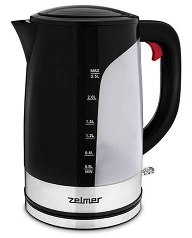Rýchlovarné kanvice Zelmer