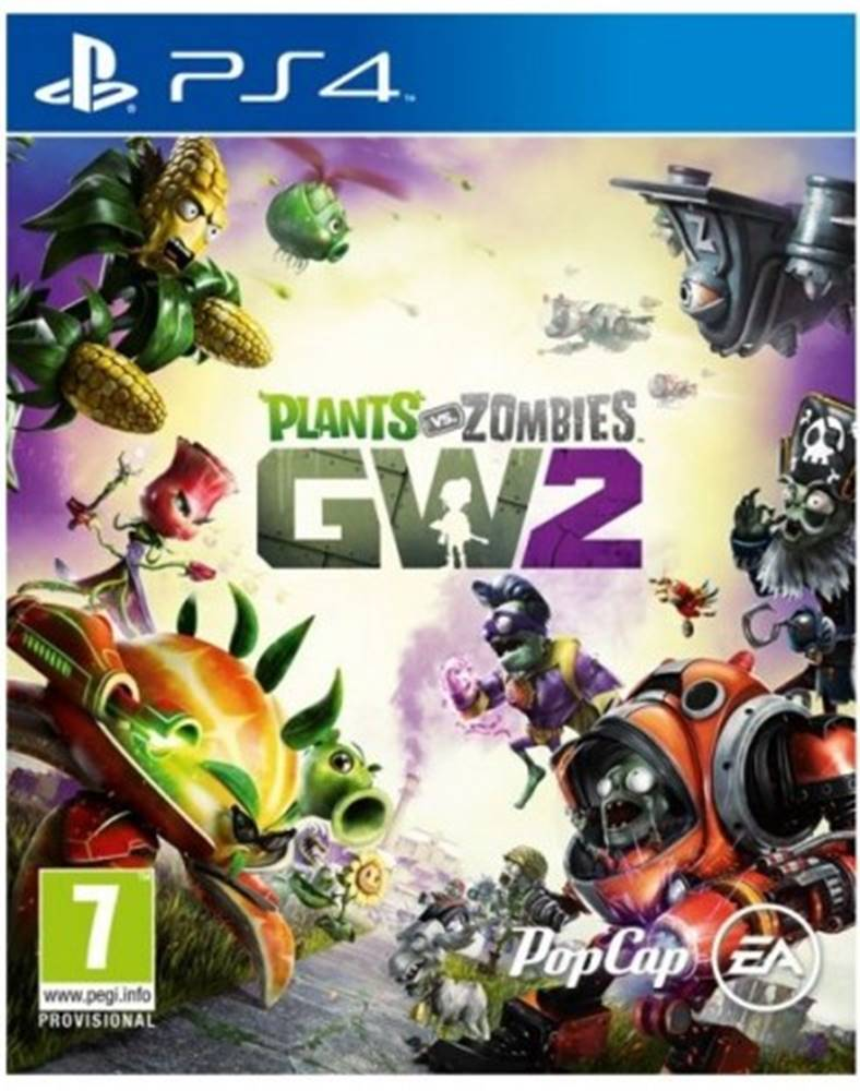 AT Computers PS4 hra - Plants vs. Zombies: Garden Warfare 2