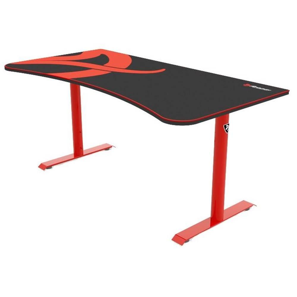 Arozzi Herný stôl Arozzi Arena 160 x 82 cm čierny/červený