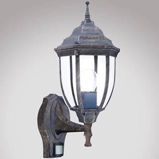 Nastenná záhradná lampa Nizza 8458 K1G