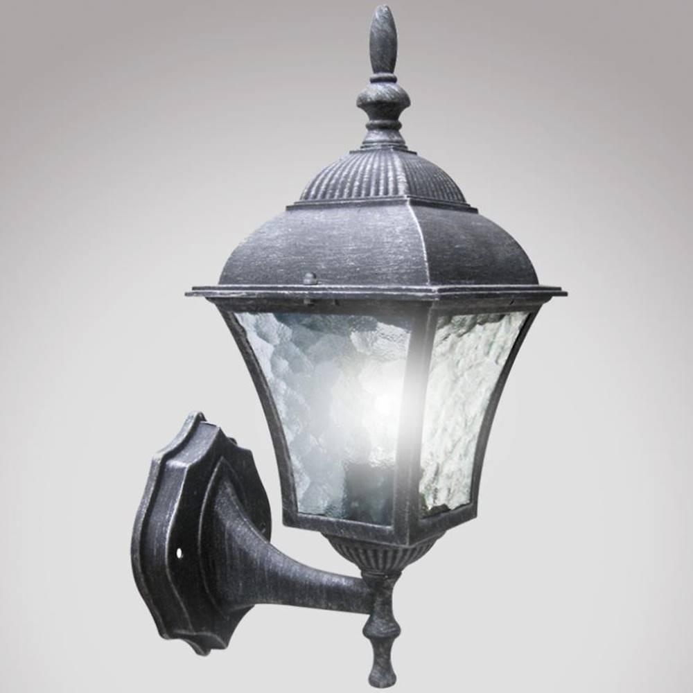 MERKURY MARKET Nastenná záhradná lampa Toscana 8397 K1G
