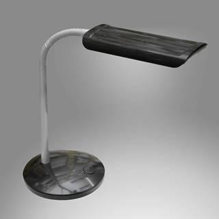 Stolná Lampa QM197B ČIERNA LED
