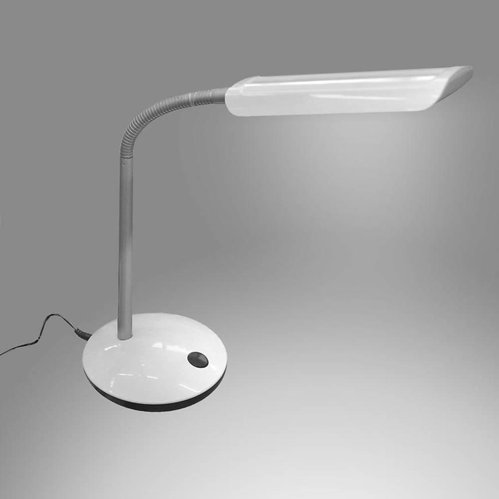 MERKURY MARKET Stolná Lampa QM197B biela LED
