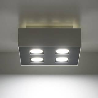 Stropná Lampa Atlanta 4 WHITE A-069