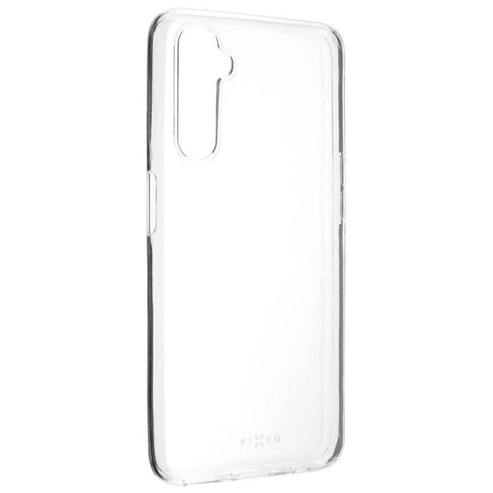 FIXED Kryt na mobil Fixed na Realme 6 priehľadný