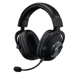 Headset  Logitech G Pro X čierny