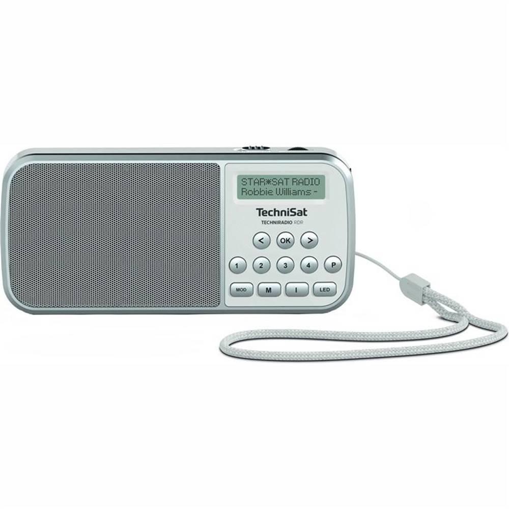 Technisat Rádioprijímač s DAB+ Technisat Techniradio RDR biely