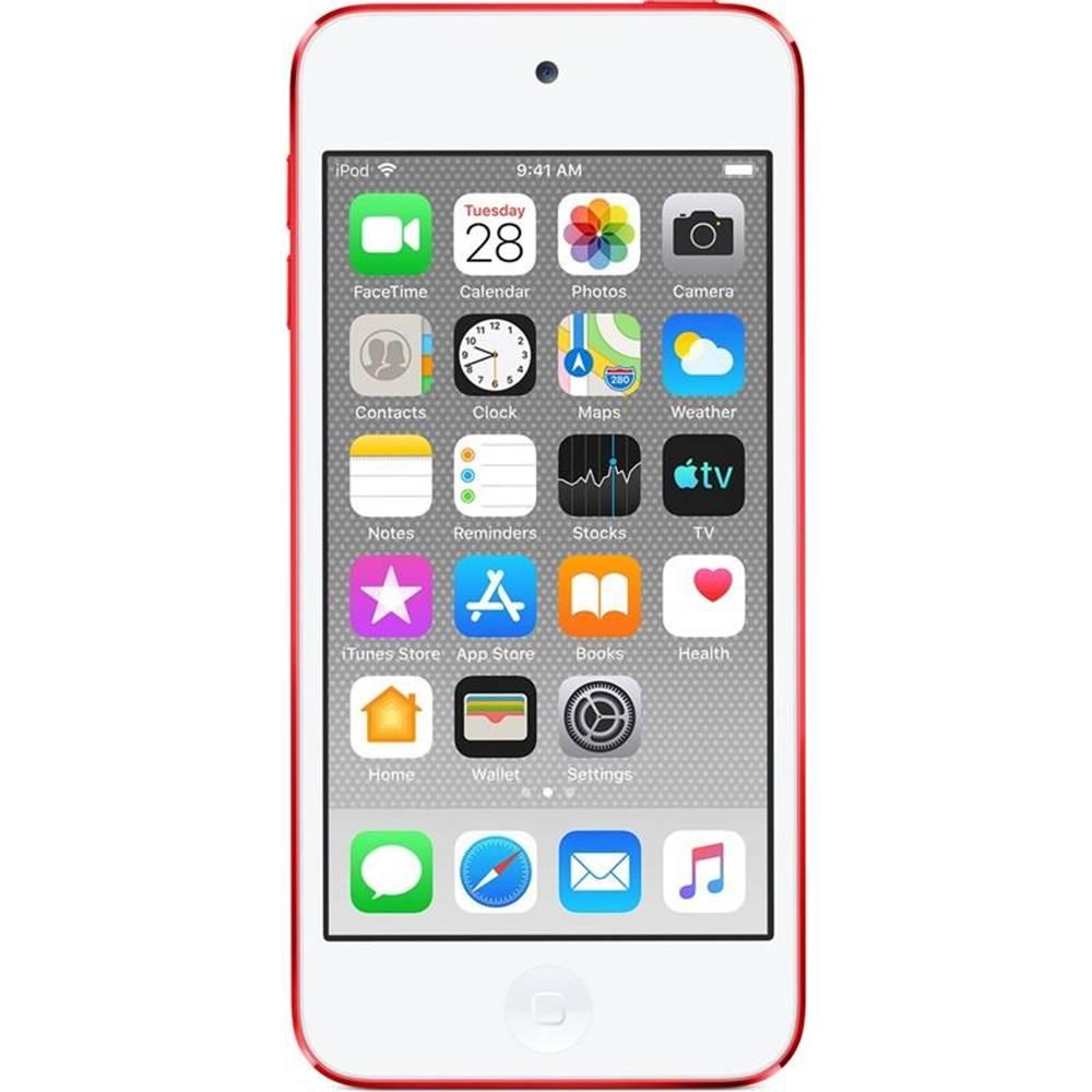 Apple MP3 prehrávač Apple iPod touch 256GB červený
