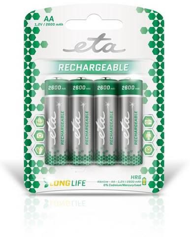 Nabíjačky a batérie Eta