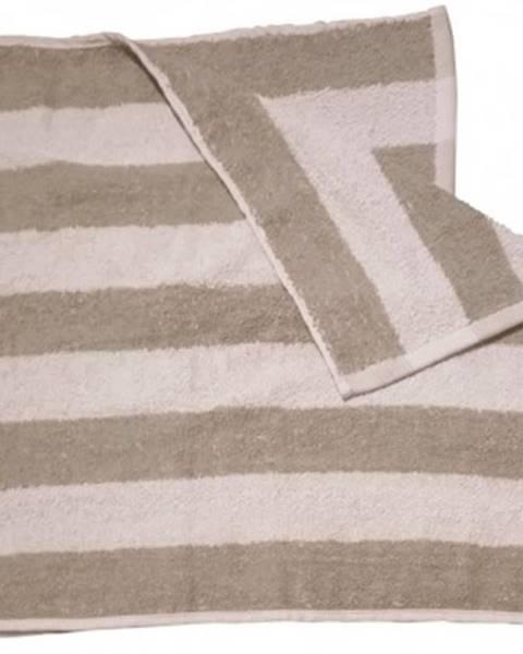 Béžový uterák ASKO - NÁBYTOK