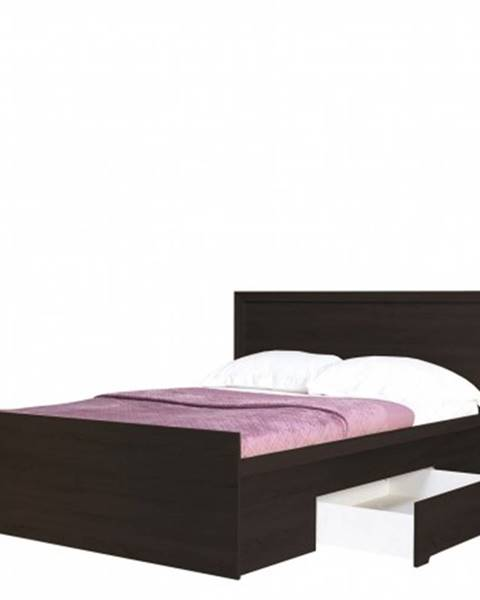 Béžová posteľ ArtMadex