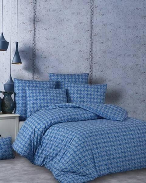 Modrá obliečka BedTex