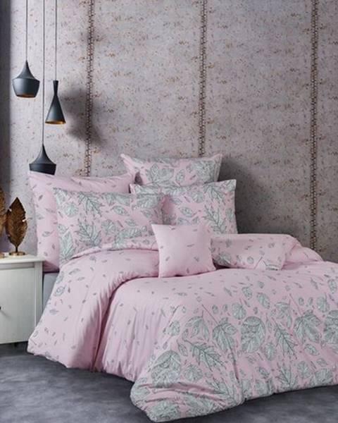 Ružová obliečka BedTex