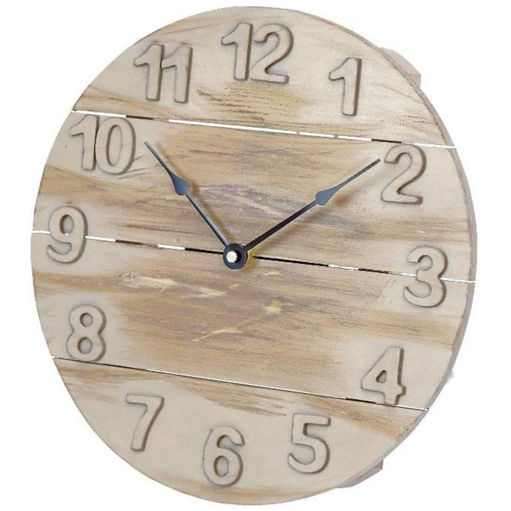MERKURY MARKET Hodiny Wall Clock May PZMA