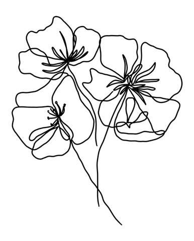 Kvety, vázy Veronika Boulová