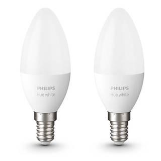 Inteligentná žiarovka Philips Hue Bluetooth 5,5W, E14, White