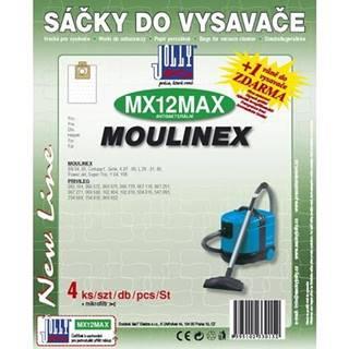 Sáčky pre vysávače Jolly MAX MX 12