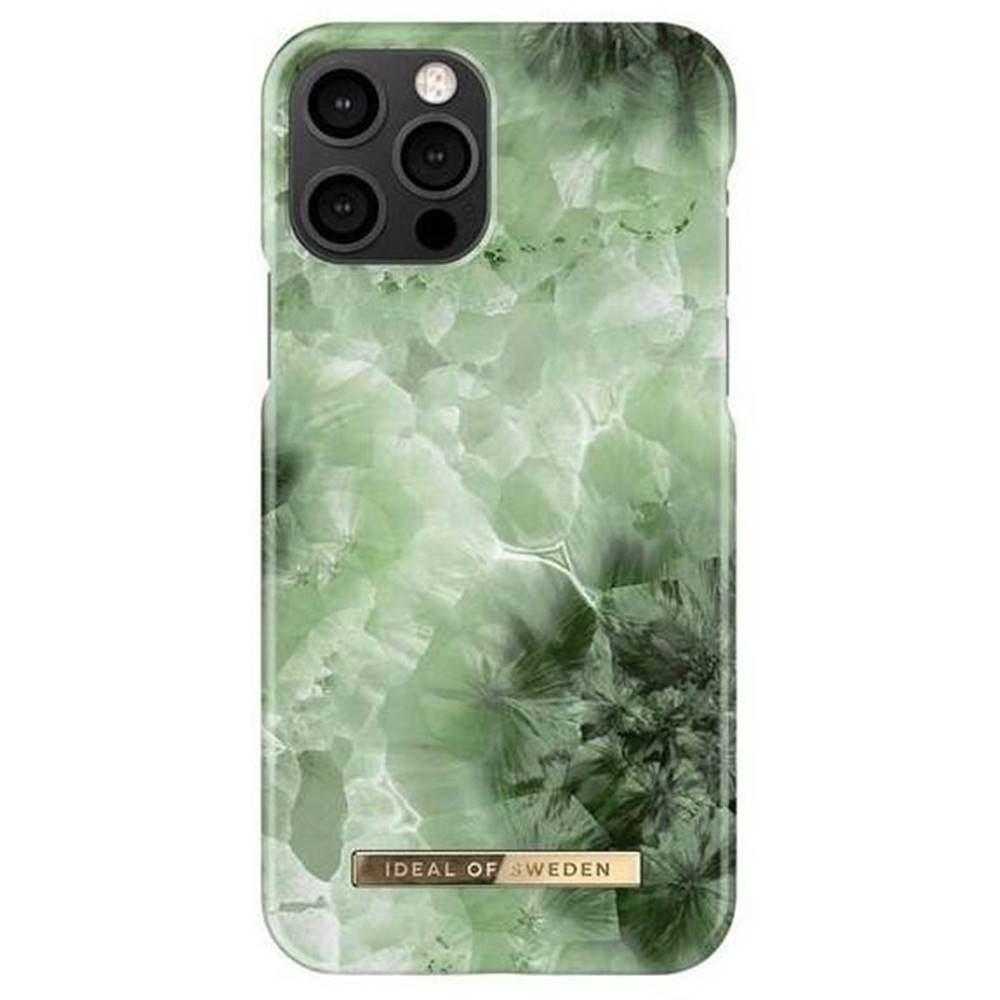 iDeal Kryt na mobil iDeal na Apple iPhone 12/12 Pro - Crystal Green Sky