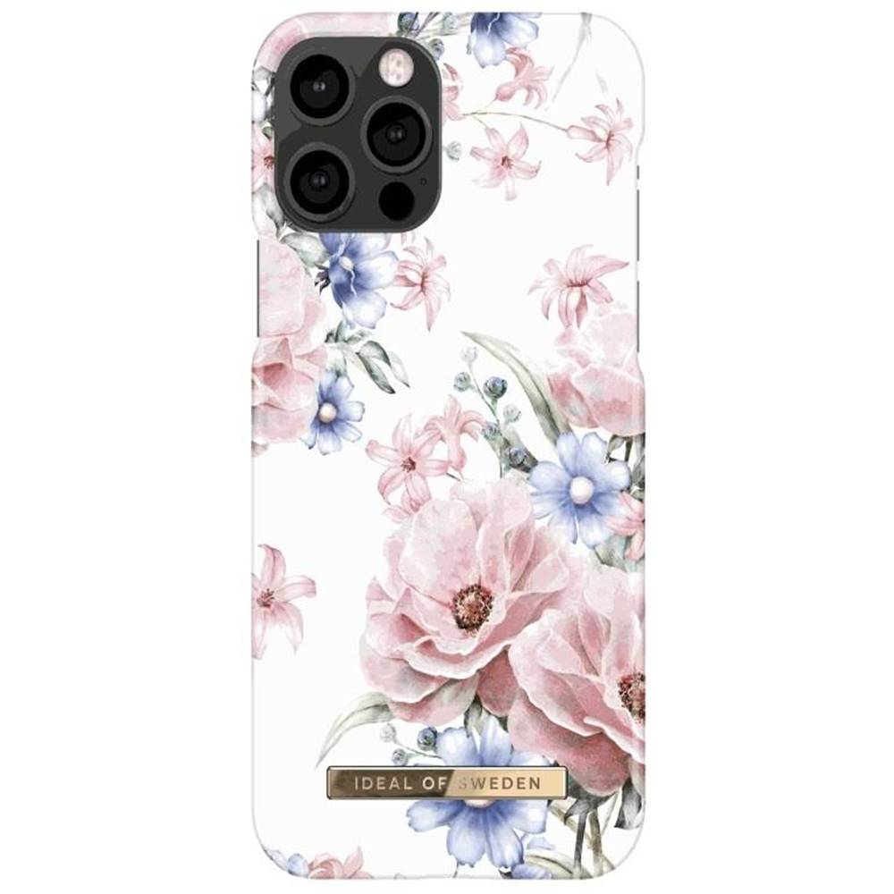iDeal Kryt na mobil iDeal na Apple iPhone 12/12 Pro - Floral Romance