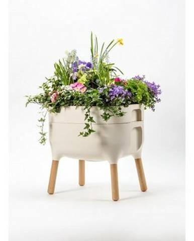 Kvetináče a truhlíky Plastia