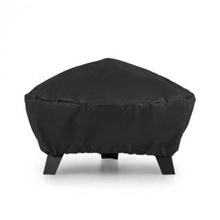 Blumfeldt Nolana, kryt na ochranu pred poveternostnými vplyvmi, nylon 600D, nepremokavý, čierny