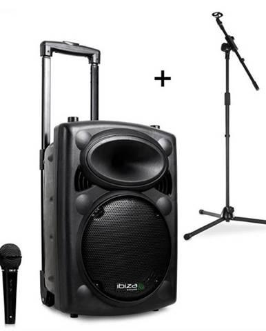 Mikrofóny Ibiza