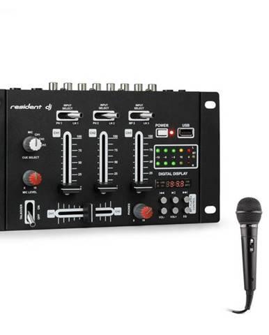 Mikrofóny Resident DJ