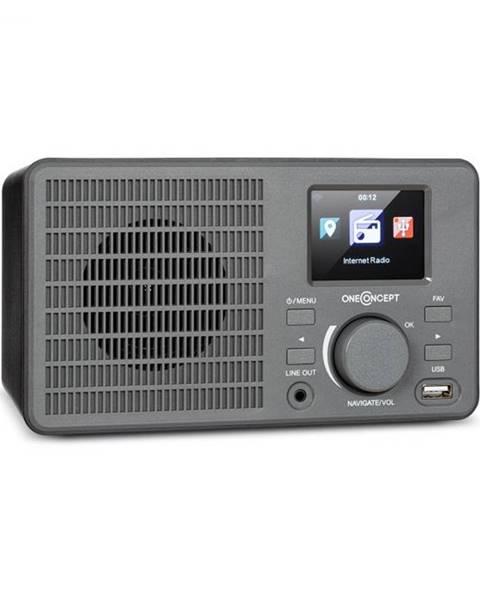 Internetové rádio OneConcept