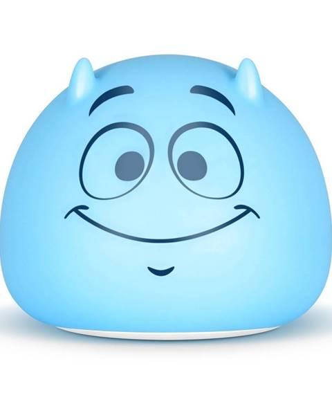 Modrá lampa Bayby