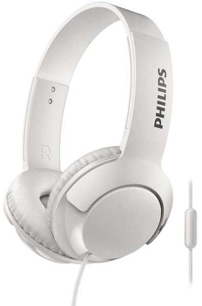 Philips Slúchadlá Philips Shl3075wt biela
