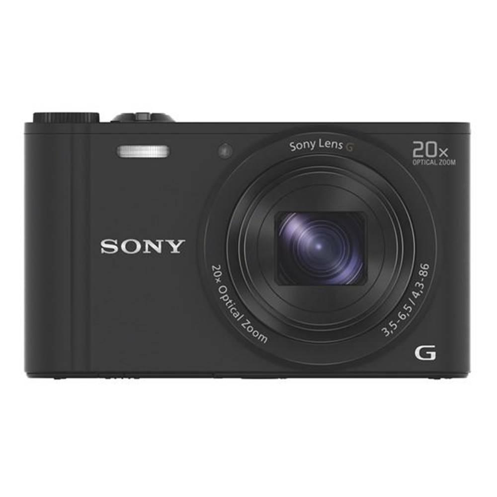 Sony Digitálny fotoaparát Sony Cyber-shot DSC-WX350 čierny