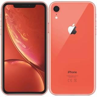 Mobilný telefón Apple iPhone XR 64 GB - coral