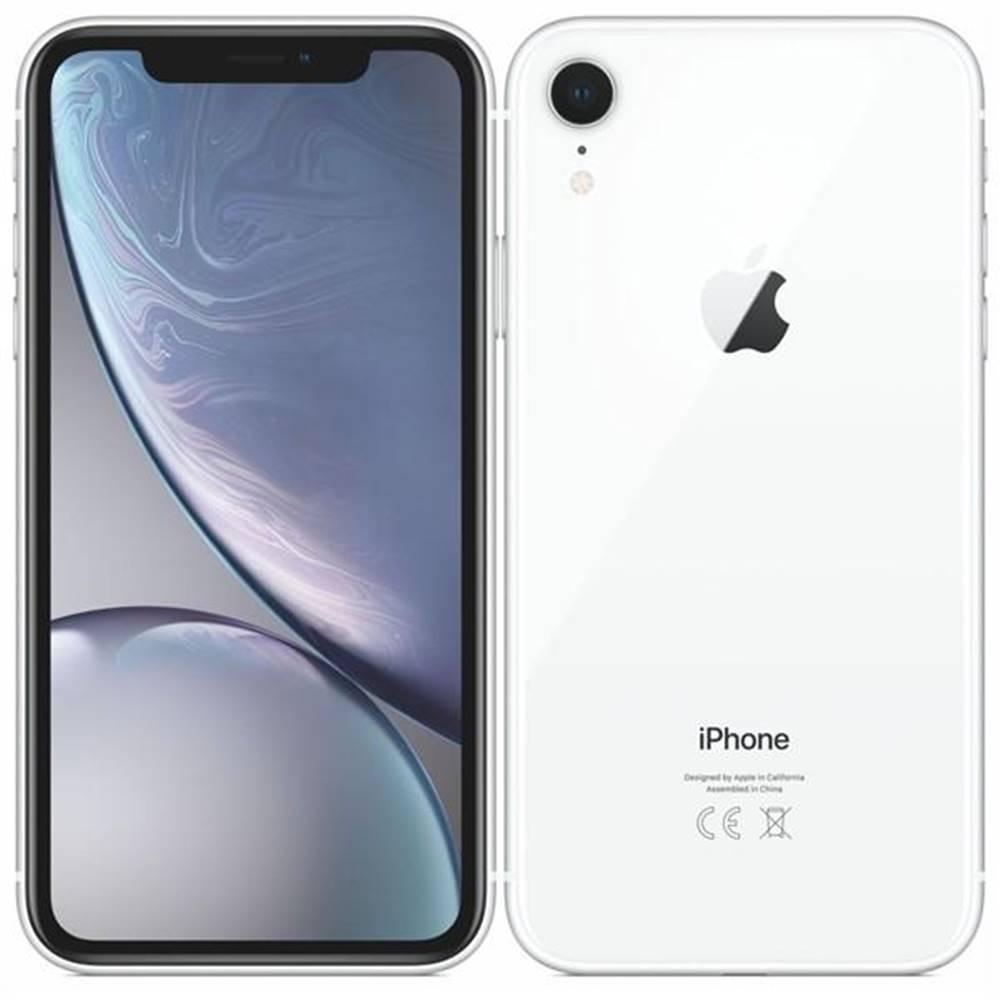 Apple Mobilný telefón Apple iPhone XR 64 GB - white